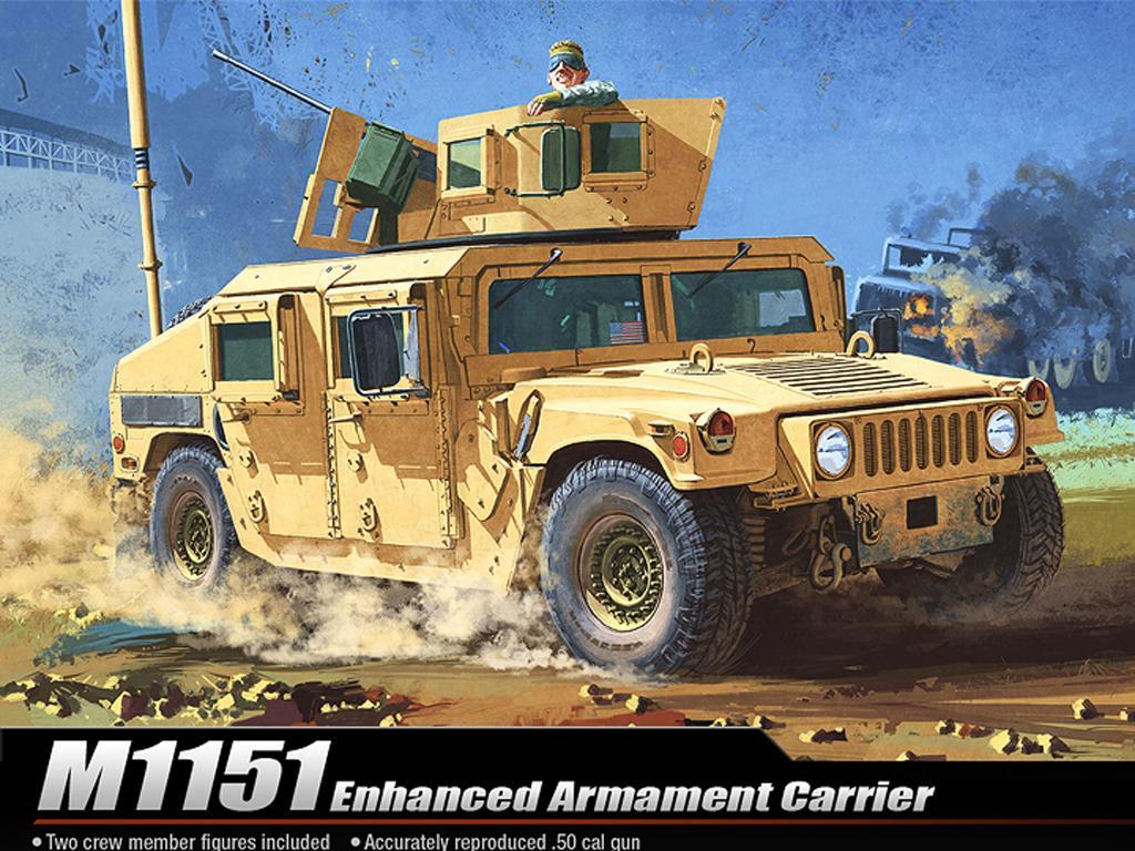 M1151 Expanded Capacity Armament Carrier (Vista 1)
