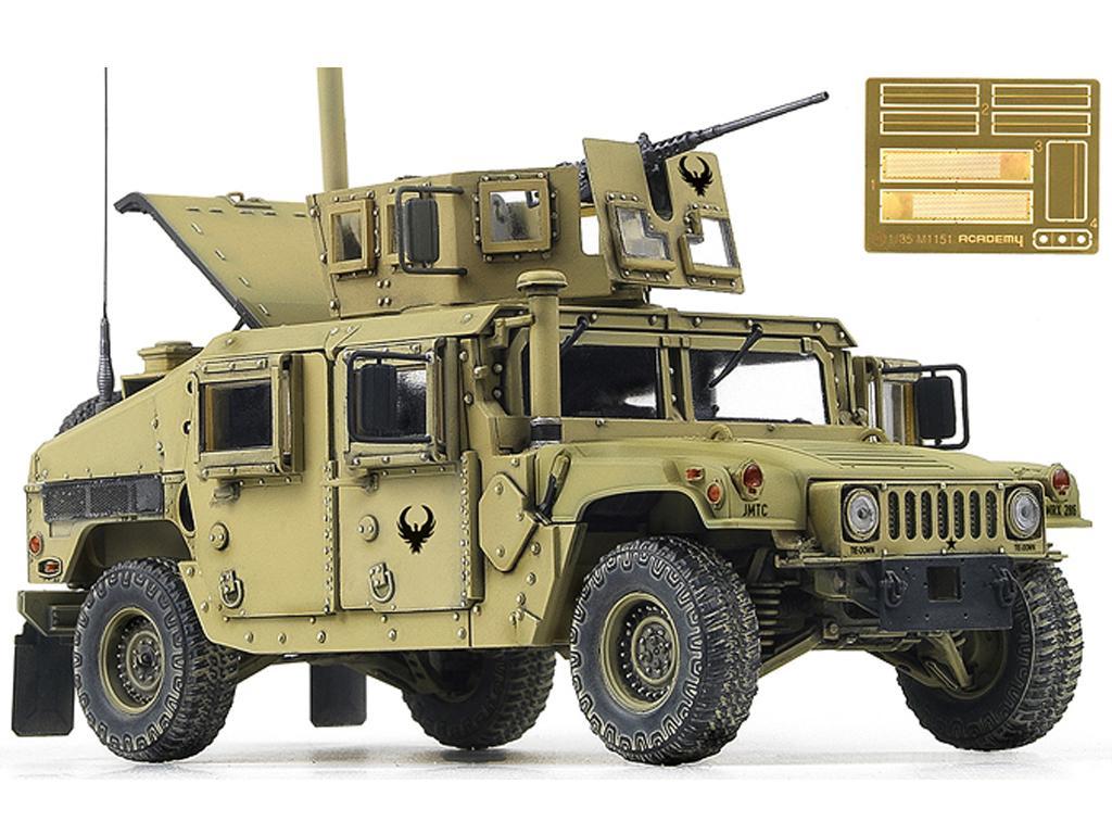 M1151 Expanded Capacity Armament Carrier (Vista 2)