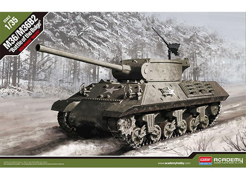 M36/M36B2 Battle of the Bulge (Vista 1)