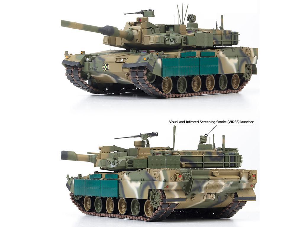 ROK Army K2 Black Panther (Vista 2)