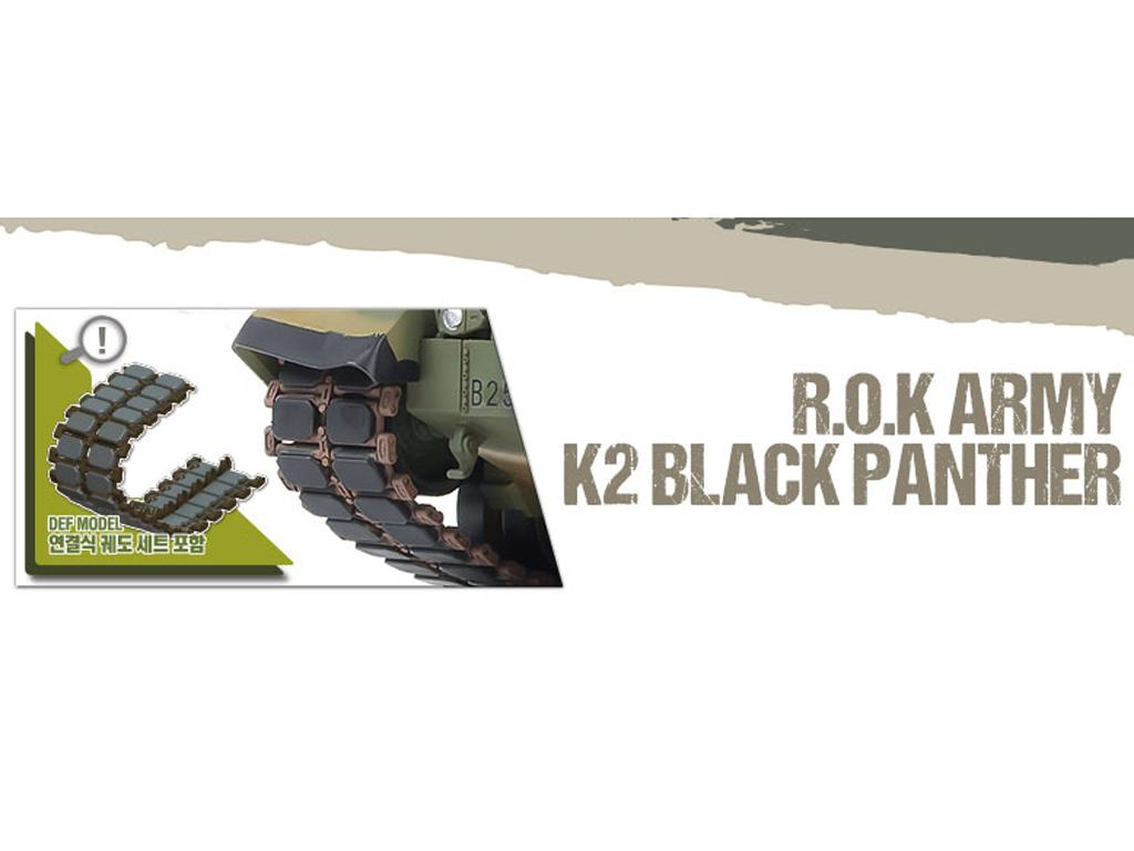 ROK Army K2 Black Panther (Vista 5)