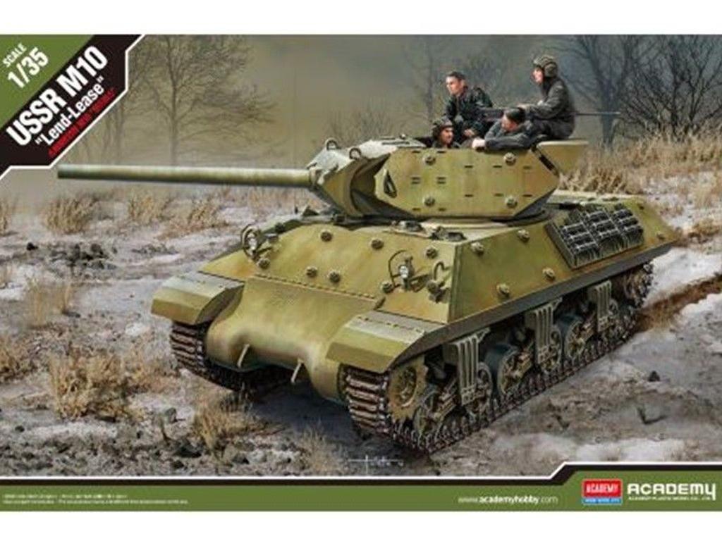 USSR M10 Lend-Lease (Vista 1)
