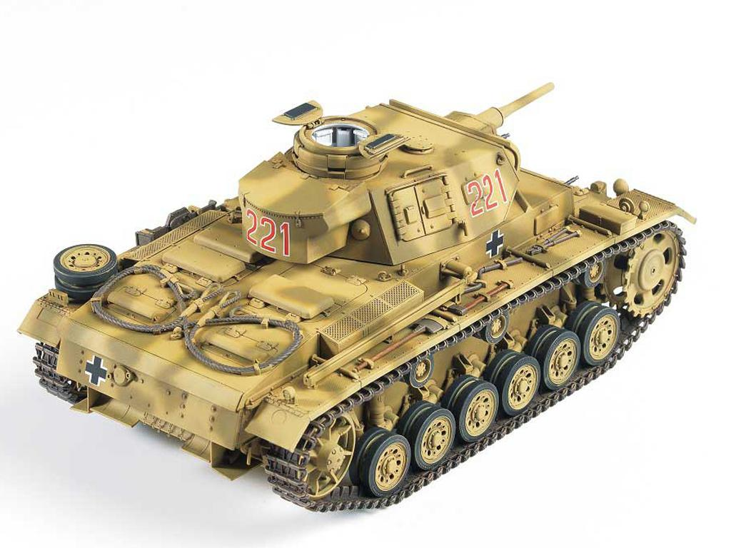 Panzer III Ausf.J  (Vista 4)