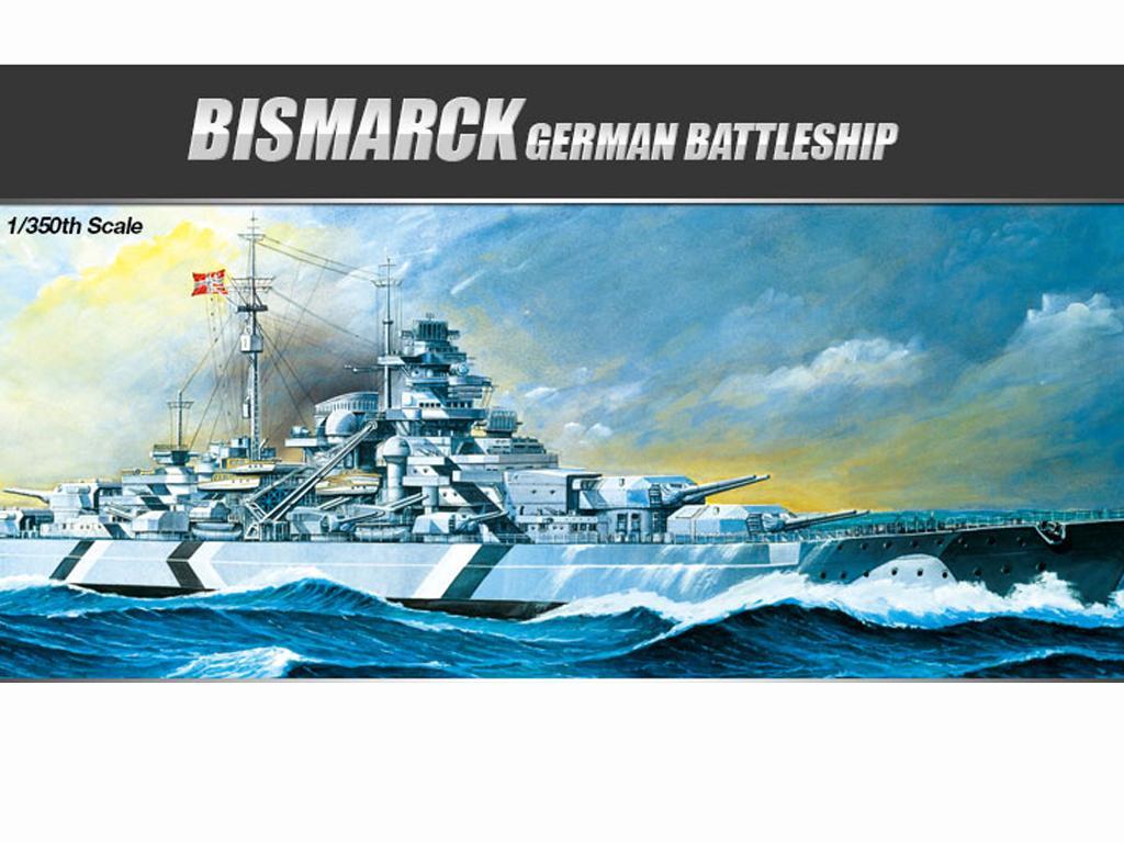 Battleship Bismarck (Vista 1)