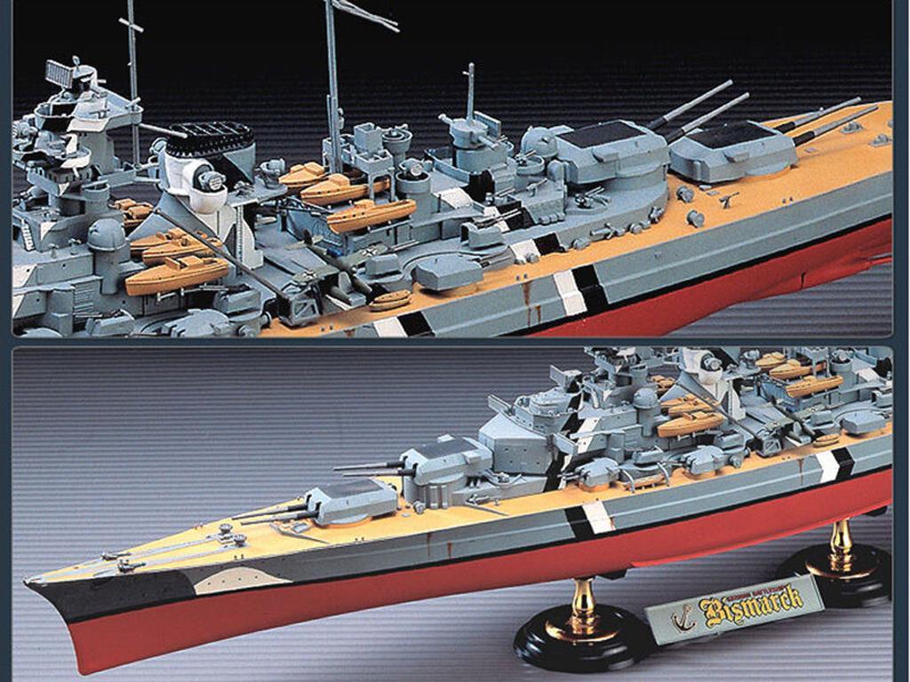 Battleship Bismarck (Vista 3)