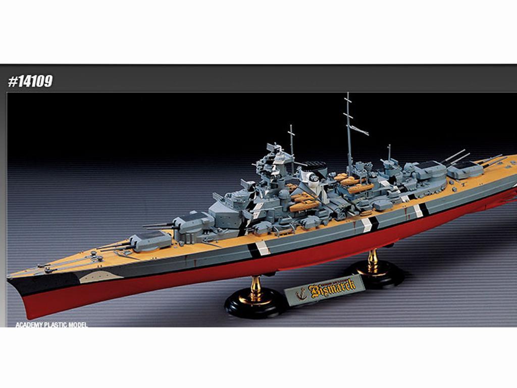 Battleship Bismarck (Vista 4)