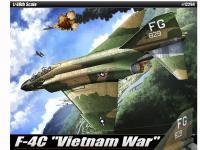 USAF F-4C  (Vista 4)