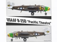 USAAF B-25D Pacific Theatre (Vista 10)