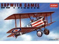 Sopwith Camel F.1 (Vista 2)