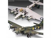 B-17F Flying Fortress Memphis Belle (Vista 6)