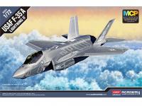 USAF F-35A Lightning II (Vista 2)