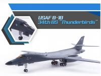 USAF B-1B 34th BS Thunderbirds (Vista 16)