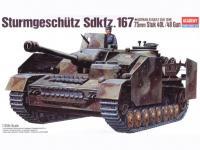 Panzer IV Sd. Kfz. 167 (Vista 6)