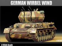 Flakpanzer IV Wirbelwind (Vista 7)