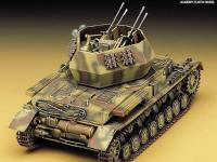 Flakpanzer IV Wirbelwind (Vista 8)