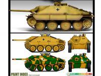 Jagdpanzer 38(t) Hetzer early Prod. (Vista 7)