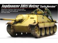 Jagdpanzer 38(t) Hetzer early Prod. (Vista 8)