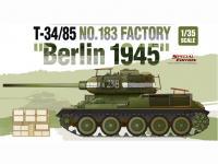 T-34/85 No.183 Factory - Berlin 1945 (Vista 6)