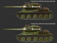 T-34/85 No.183 Factory - Berlin 1945 (Vista 7)
