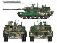 ROK Army K2 Black Panther (Vista 12)