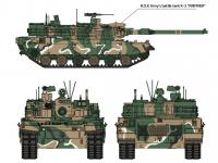 ROK Army K2 Black Panther (Vista 13)