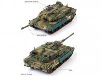 ROK Army K2 Black Panther (Vista 16)