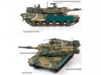 ROK Army K2 Black Panther (Vista 17)