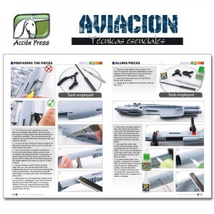 Aviación - Técnicas esenciales  (Vista 3)