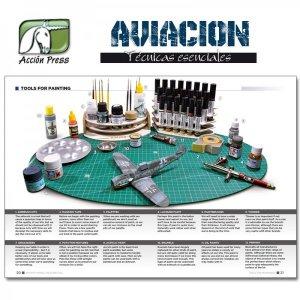 Aviación - Técnicas esenciales  (Vista 4)