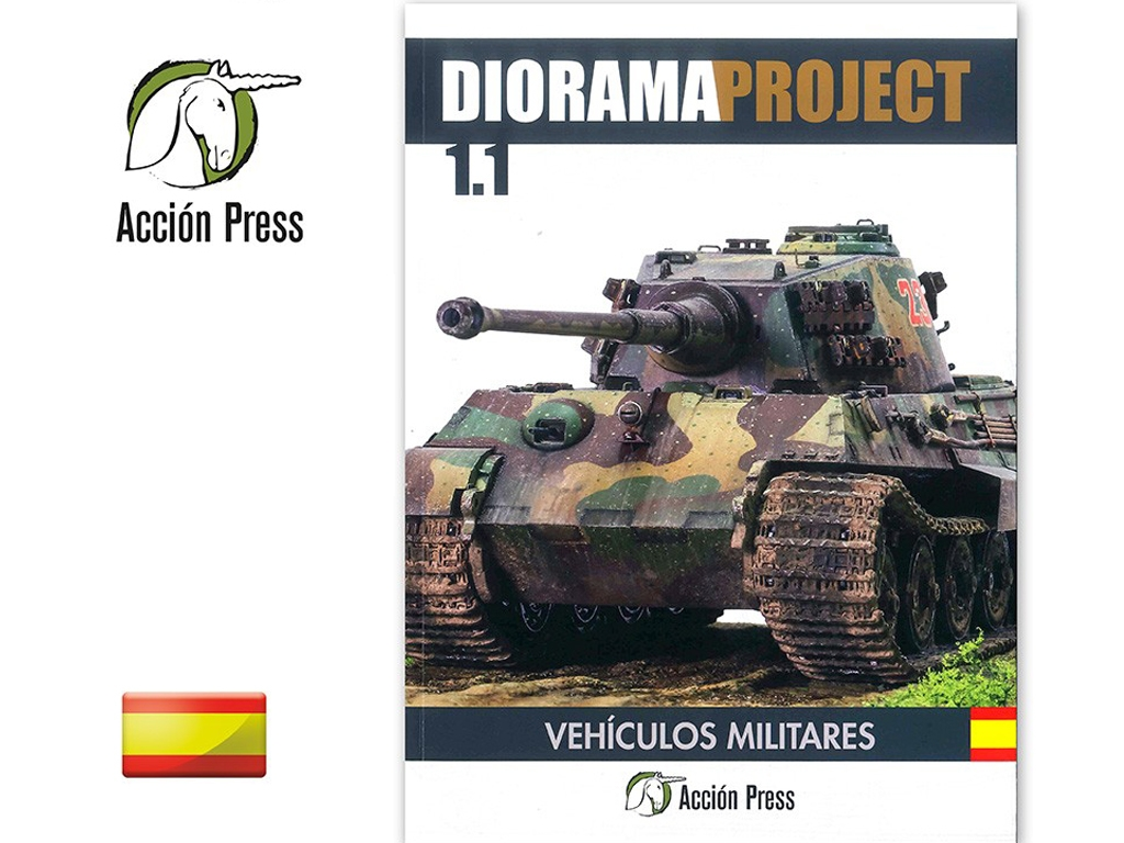 Diorama Project 1.1 - Vehículos Militares  (Vista 1)