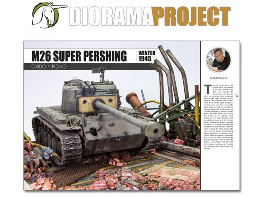 Diorama Project 1.1 - Vehículos Militares  (Vista 10)
