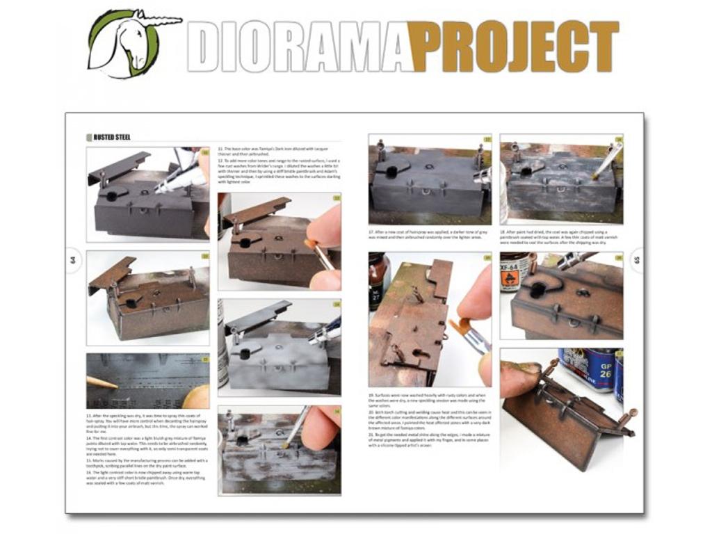 Diorama Project 1.1 - Vehículos Militares  (Vista 11)