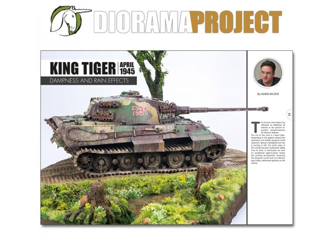 Diorama Project 1.1 - Vehículos Militares  (Vista 12)