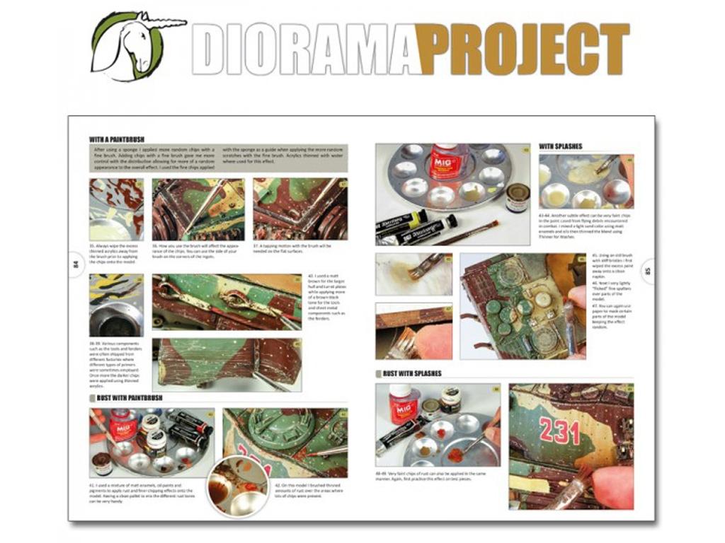 Diorama Project 1.1 - Vehículos Militares  (Vista 14)