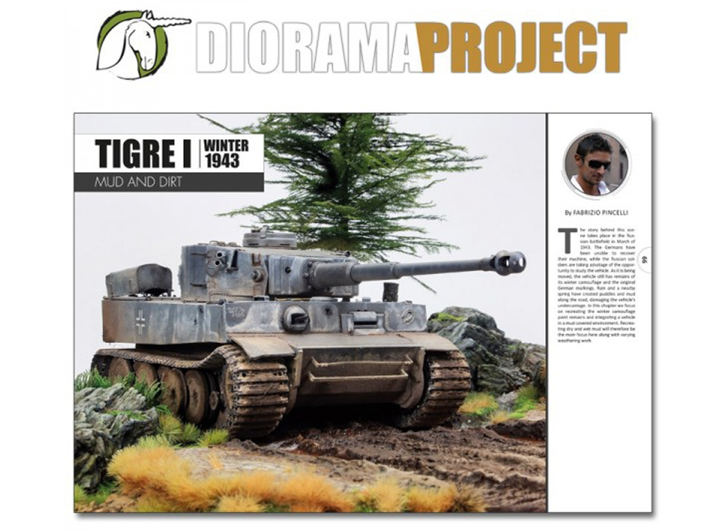 Diorama Project 1.1 - Vehículos Militares  (Vista 15)