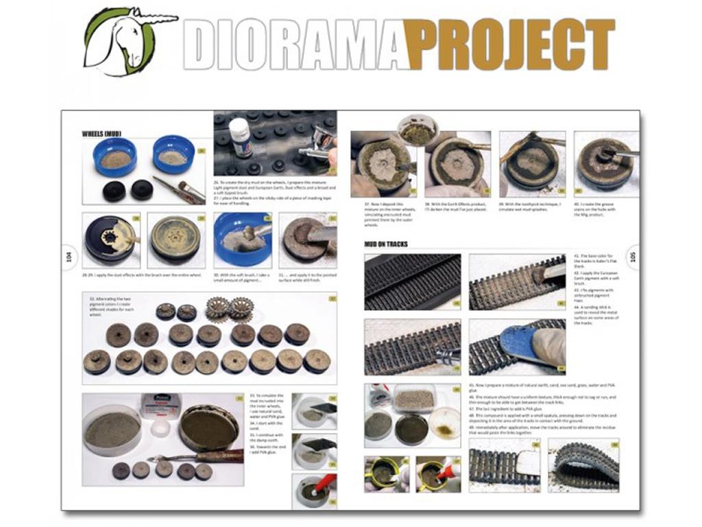 Diorama Project 1.1 - Vehículos Militares  (Vista 16)