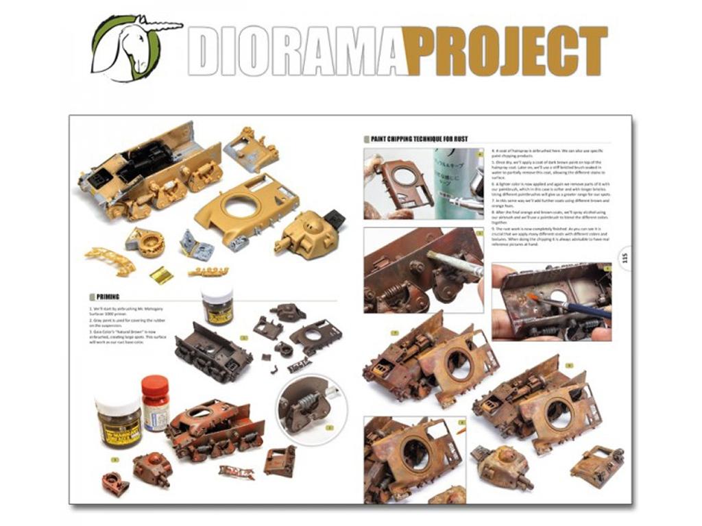 Diorama Project 1.1 - Vehículos Militares  (Vista 17)
