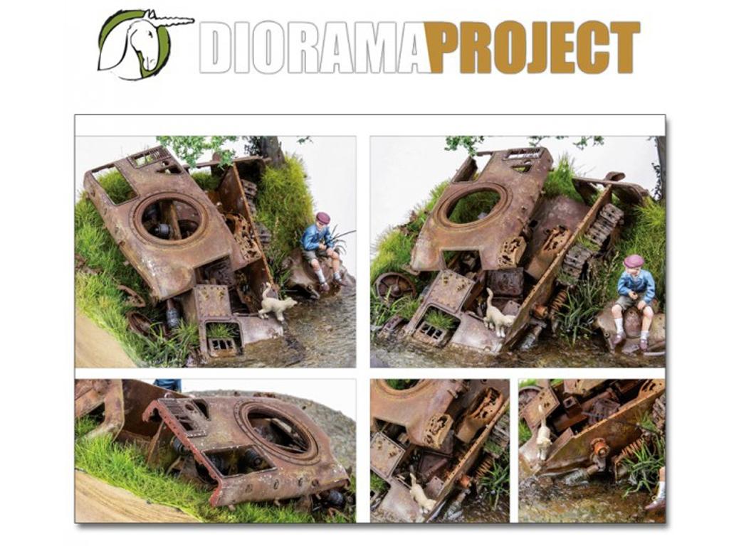 Diorama Project 1.1 - Vehículos Militares  (Vista 18)
