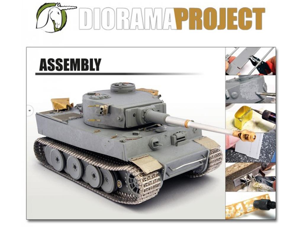 Diorama Project 1.1 - Vehículos Militares  (Vista 3)