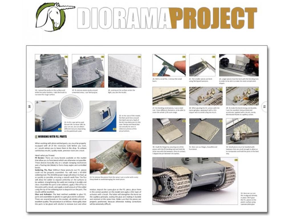 Diorama Project 1.1 - Vehículos Militares  (Vista 4)