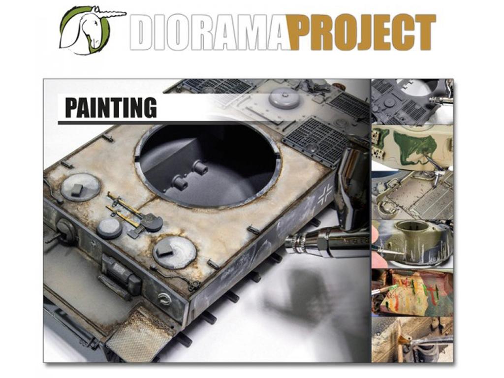 Diorama Project 1.1 - Vehículos Militares  (Vista 5)
