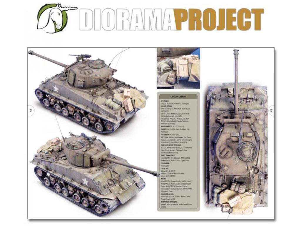 Diorama Project 1.1 - Vehículos Militares  (Vista 7)