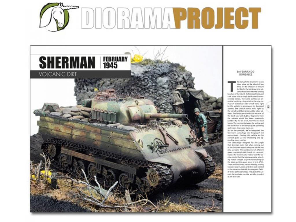 Diorama Project 1.1 - Vehículos Militares  (Vista 8)