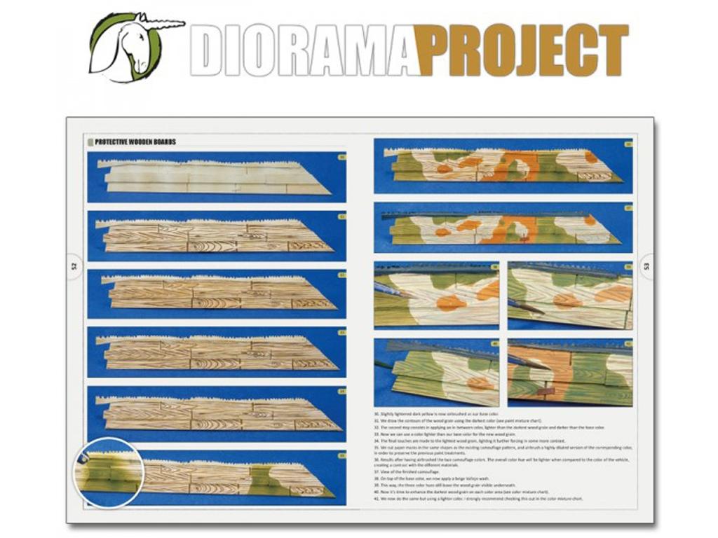 Diorama Project 1.1 - Vehículos Militares  (Vista 9)