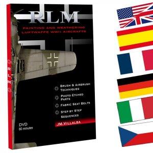 DVD RLM por Juanma Villalba  (Vista 1)
