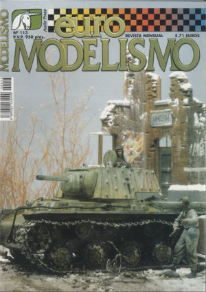 Euro Modelismo 113  (Vista 1)