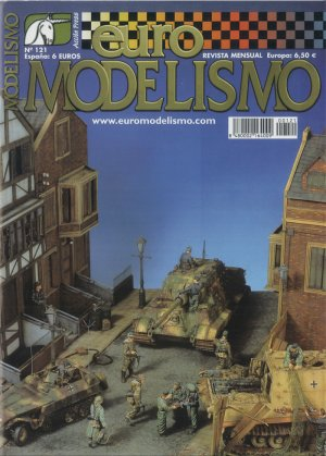 Euro Modelismo 121  (Vista 1)