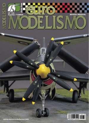 Euro Modelismo 133  (Vista 1)