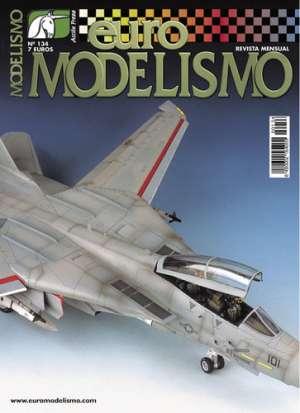 Euro Modelismo 134  (Vista 1)