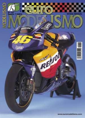 Euro Modelismo 142 - Ref.: ACCI-EM0142